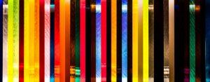 کالیته و نمونه رنگ های طلق آکریلیک