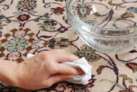 روش تمیز کردن لکه فرش در منزل و نکاتی درباره نگهداری بهتر از فرش • مجله  تصویر زندگی